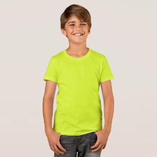 Bella des garçons+T-shirt d'équipage de toile T-shirt