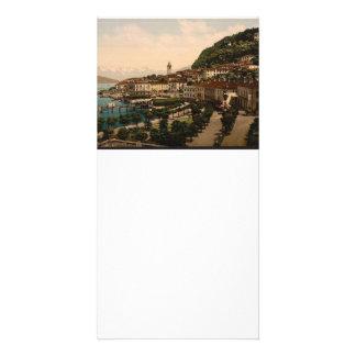 Bellagio Fotokartenvorlage