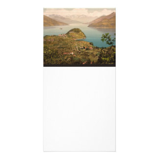 Bellagio, See Como Individuelle Foto Karten
