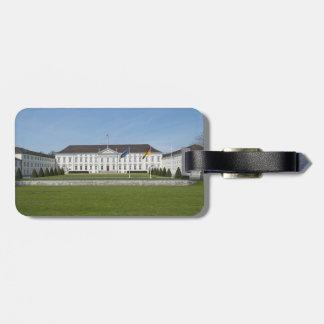 Bellevue Palast in Berlin Gepäckanhänger