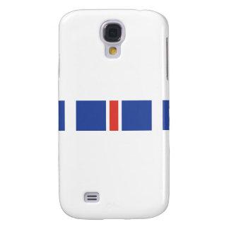 Bemerkenswertes Fliegen-Kreuz-Band Galaxy S4 Hülle