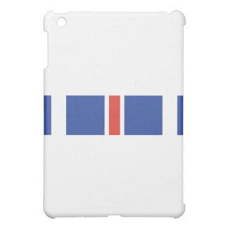 Bemerkenswertes Fliegen-Kreuz-Band iPad Mini Hüllen