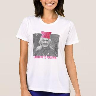 Bemühung, auszuharren T - Shirt