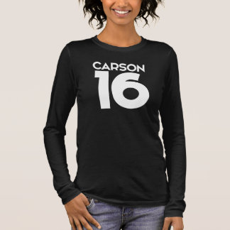 Ben Carson 2016 Langarm T-Shirt