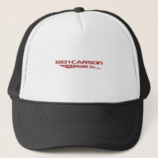 Ben Carson für Präsidenten Sport Logo Truckerkappe