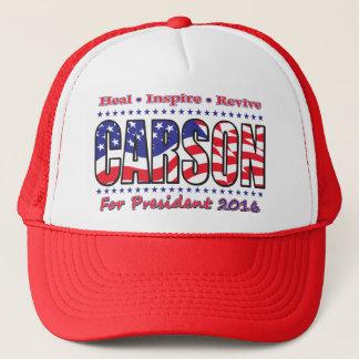 Ben Carson Truckerkappe
