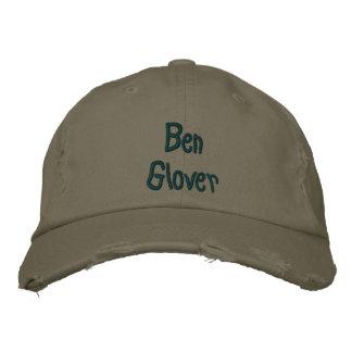 Ben-Handschuhmacher-Ball-Kappe (Olive) Bestickte Kappe