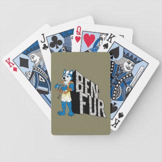 Ben-Pelz Bicycle Spielkarten