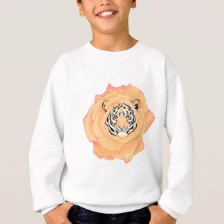 Bengalische Blüte Sweatshirt