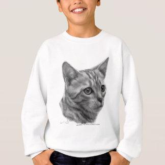 Bengalische Katze Sweatshirt