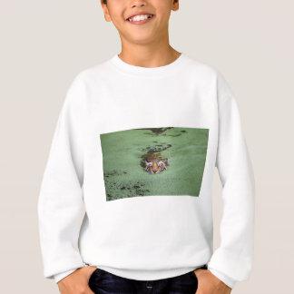 Bengalische Tiger-Schwimmen Sweatshirt