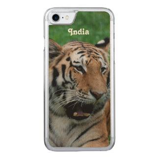 Bengalischer Tiger in Indien Carved iPhone 8/7 Hülle