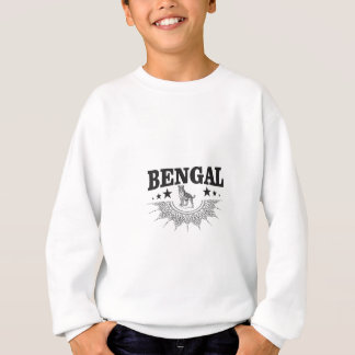 Bengalisches Land Sweatshirt