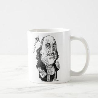 Benjamin- FranklinTasse Kaffeetasse
