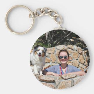 Bennett - australisches Mini - Rosie - Carmel Schlüsselanhänger