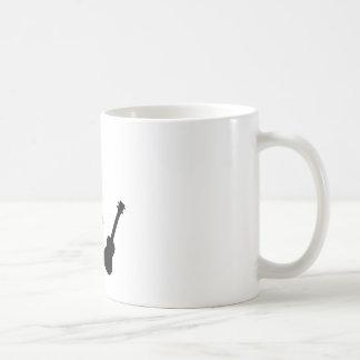 Benötigen Sie mehr Praxis Kaffeetasse