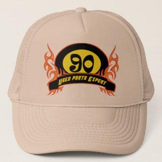 Benutzte Teil-Experten-90. Geburtstags-Geschenke Truckerkappe