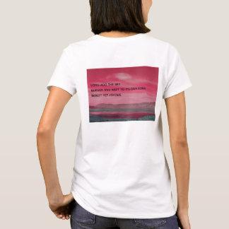 Beraubt dennoch freudig T-Shirt