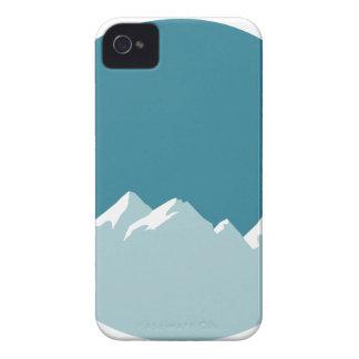 Berg iPhone 4 Case-Mate Hülle