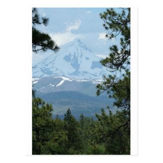 Berg Jefferson Postkarte