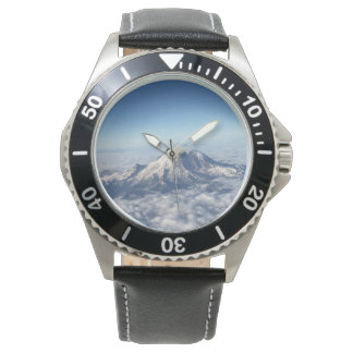 Berg Ranier - Seattle Washington Armbanduhr