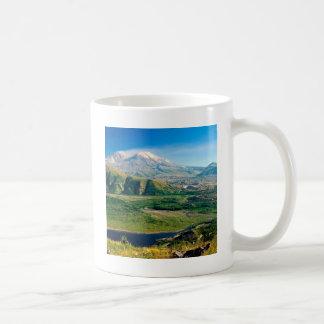 Berg St. Helens Kaffeetasse