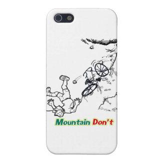 Berg tun nicht iPhone 5 hülle