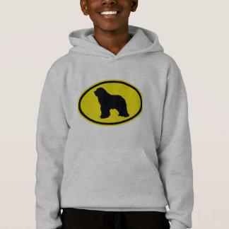 Bergamasco Schäferhund Hoodie