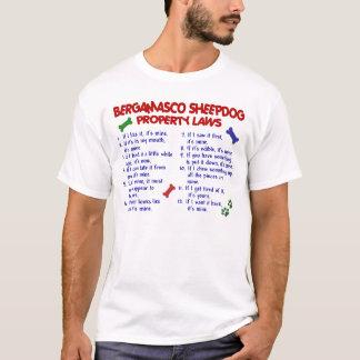 BERGAMASCO SCHÄFERHUND PL2 T-Shirt