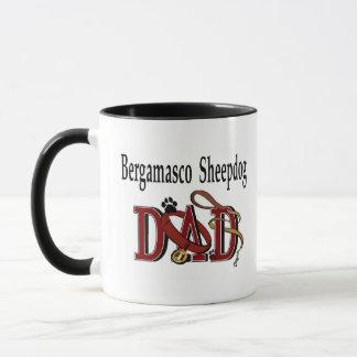 Bergamasco Schäferhund-Vati-Tasse Tasse