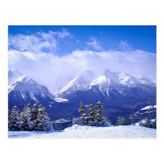 Berge Postkarte