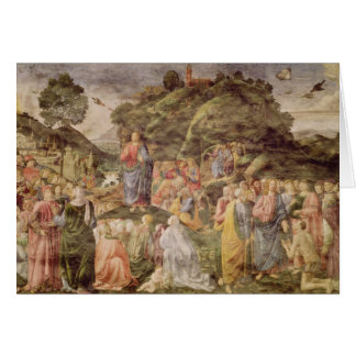 Bergpredigt, vom Sistine Karte