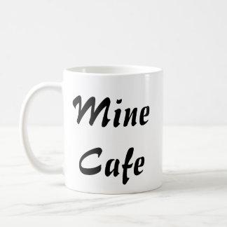 Bergwerk-Café Kaffeetasse