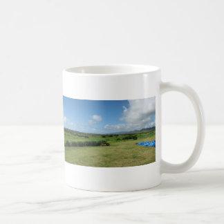 Bergwerk Kaffeetasse