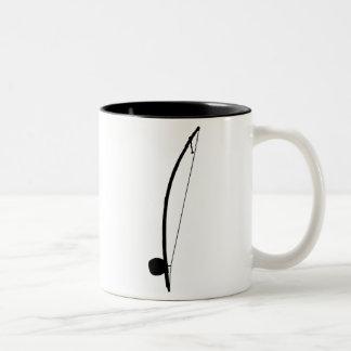 Berimbau Tasse: Schwarzes