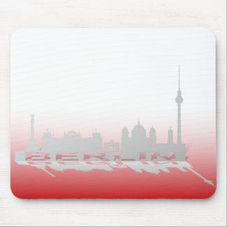 Berlin Cityscape_3 Mauspads