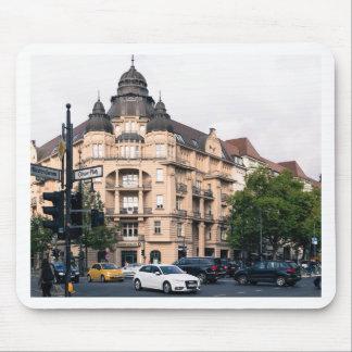 Berlin Deutschland - Kreuzung Commerzbank-AG Mousepads