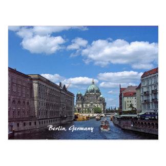 Berlin, Deutschland Postkarte