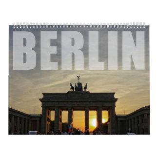 Berlin, die Hauptstadt von Deutschland Kalender