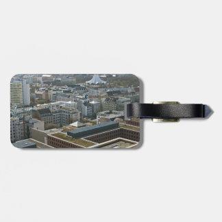 Berlin Gepäckanhänger