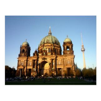 Berlin-Kathedrale Postkarte
