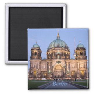 Berlin-Kathedrale Quadratischer Magnet