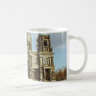 Berlin-Kathedralen-deutsche evangelische Bewohner Kaffeetasse