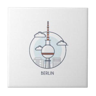 Berlin Keramikfliese