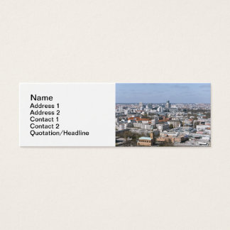 Berlin Mini Visitenkarte