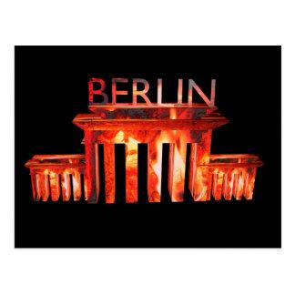 Berlin-Nachtleben Postkarten