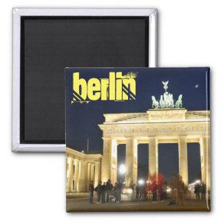 Berlin Quadratischer Magnet