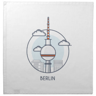 Berlin Stoffserviette