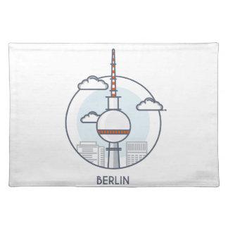 Berlin Tischset