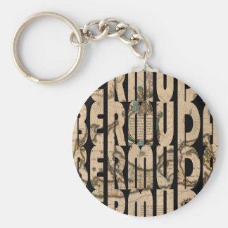 bermuda1662 1 schlüsselanhänger